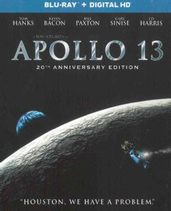 Apollo 13 (20th Anniversary) (Blu-ray Disc)