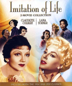 Imitation Of Life 2-Movie Collection (Blu-ray Disc)