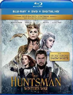 The Huntsman: Winter's War (Blu-ray/DVD)