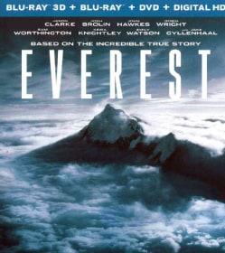 Everest 3D (Blu-ray/DVD)