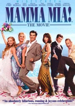 Mamma Mia!: The Movie (DVD)