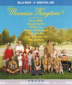Moonrise Kingdom (Blu-ray Disc)