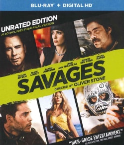 Savages (Blu-ray Disc)