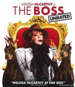 The Boss (Blu-ray/DVD)