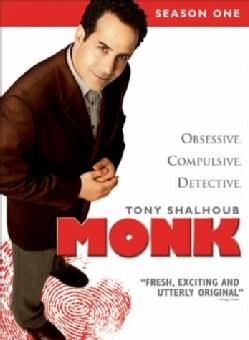 Monk: Season One (DVD)