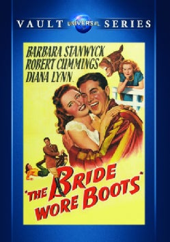 The Bride Wore Boots (DVD)