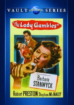 The Lady Gambles (DVD)