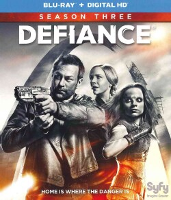 Defiance: Season Three (Blu-ray Disc)