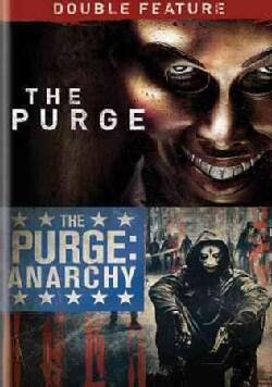 The Purge/The Purge: Anarchy (DVD)