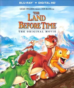 The Land Before Time (Blu-ray Disc)