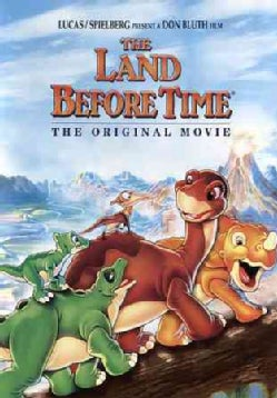The Land Before Time (DVD)