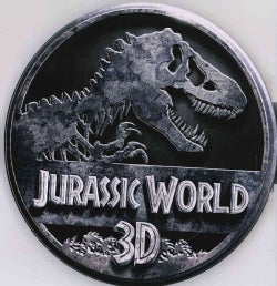 Jurassic World 3D (Blu-ray/DVD)