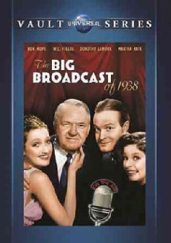 The Big Broadcast Of 1938 (DVD)