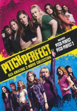 Pitch Perfect Aca-Amazing 2 Movie Collection (DVD)