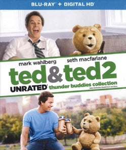 Ted/Ted 2 (Blu-ray Disc)