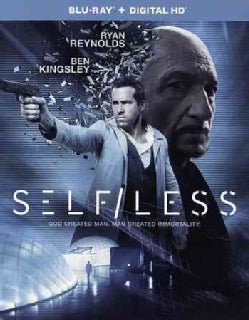 Self/less (Blu-ray Disc)