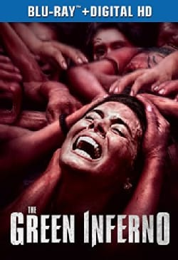 The Green Inferno (Blu-ray Disc)