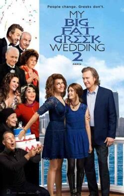 My Big Fat Greek Wedding 2 (Blu-ray/DVD)