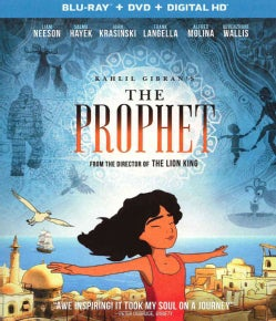 Kahlil Gibran's The Prophet (Blu-ray/DVD)