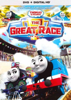 Thomas & Friends: The Great Race The Movie (DVD)