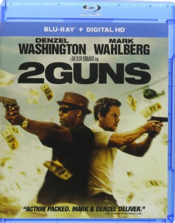 2 Guns (Blu-ray Disc)