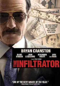 The Infiltrator (DVD)