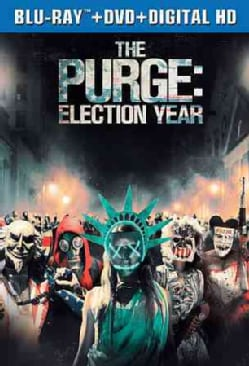 The Purge: Election Year (Blu-ray Disc)