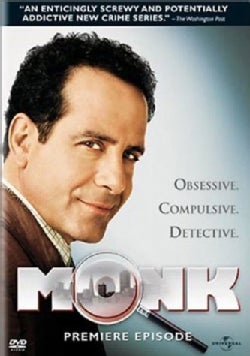 Monk: The Premiere Episode (DVD)