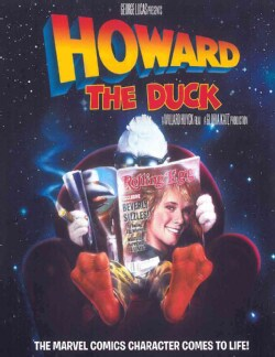 Howard The Duck (Blu-ray Disc)