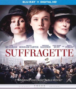 Suffragette (Blu-ray Disc)