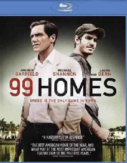 99 Homes (Blu-ray Disc)