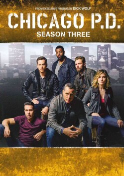 Chicago P.D.: Season Three (DVD)