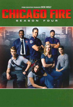 Chicago Fire: Season Four (DVD)