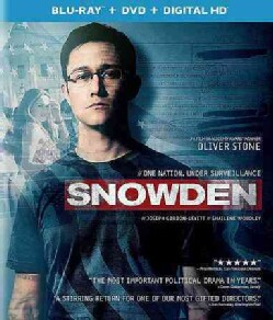 Snowden (Blu-ray/DVD)