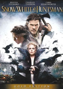 Snow White & The Huntsman (DVD)
