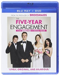 The Five-Year Engagement (Blu-ray/DVD)