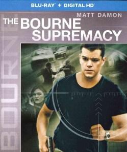 The Bourne Supremacy (Blu-ray Disc)
