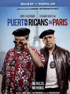 Puerto Ricans In Paris (Blu-ray Disc)