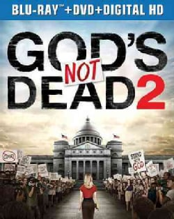 God's Not Dead 2 (Blu-ray/DVD)
