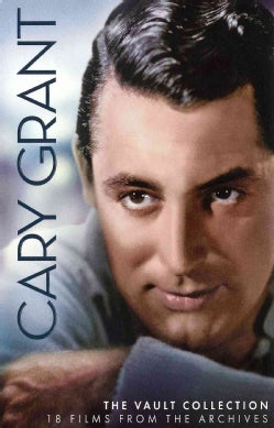 Cary Grant: The Vault Collection (DVD)