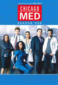 Chicago Med: Season One (DVD)