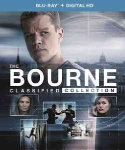 The Bourne Classified Collection (Blu-ray Disc)