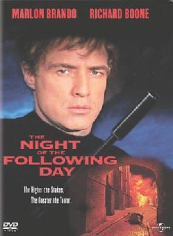 Night Of The Following Day (DVD)