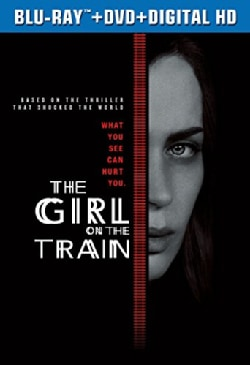 The Girl On The Train (Blu-ray/DVD)