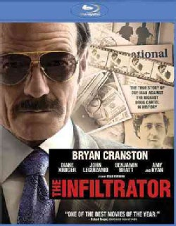 The Infiltrator (Blu-ray Disc)