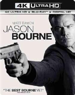 Jason Bourne (4K Ultra HD) (4K Ultra HD Blu-ray)