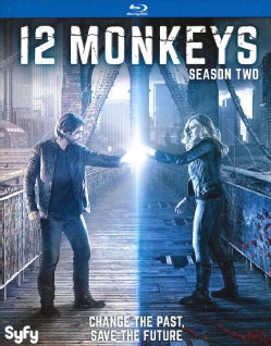 12 Monkeys: Season Two (Blu-ray Disc)