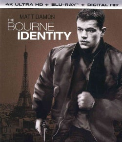 The Bourne Identity (4K Ultra HD Blu-ray)