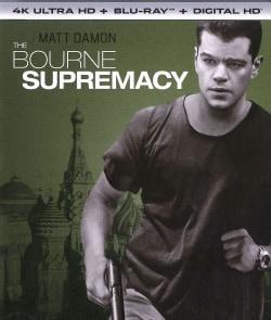 The Bourne Supremacy (4K Ultra HD Blu-ray)