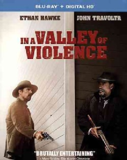 In A Valley Of Violence (Blu-ray Disc)